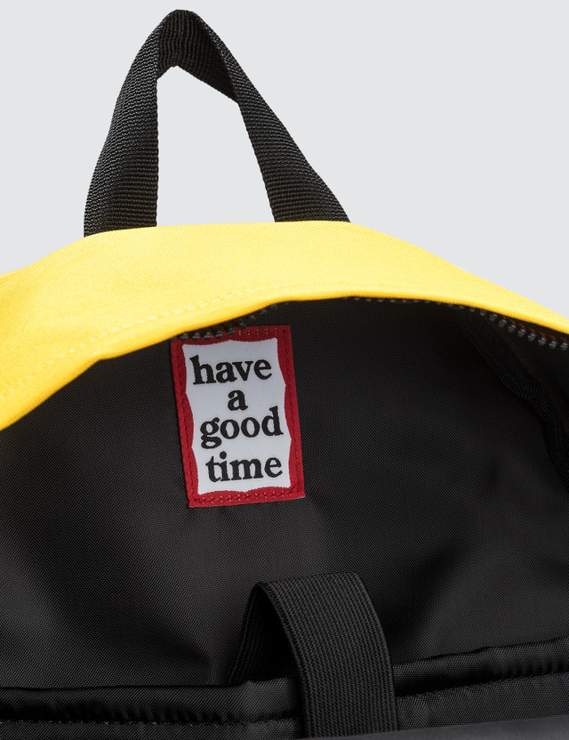 856c9e0f77 Have A Good Time - Logo Backpack