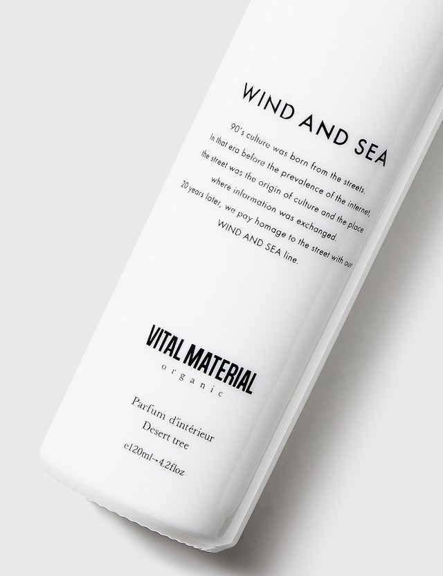 Vital Material Vital Material x Wind And Sea Room & Fabric Mist Desert Tree White Men