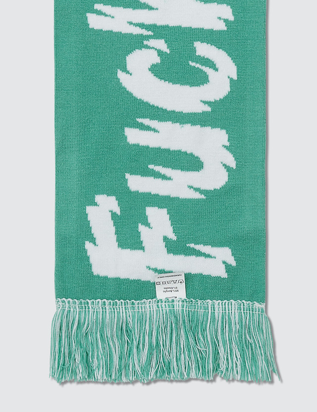 Fuck Art, Make Tees No Dancing. Scarf