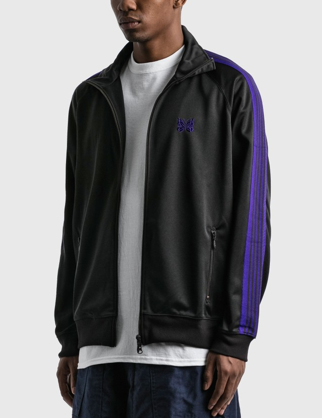 Needles Poly Smooth Track Jacket =e33 Men