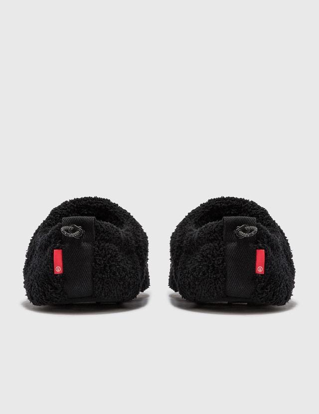 Undercover Cotton Slippers Black Men