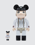 Medicom Toy A Clockwork Orange Alex Be@rbrick 100% + 400% Set Picture
