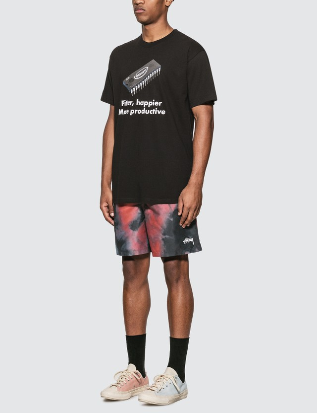 Pleasures Happier T-Shirt Black Men