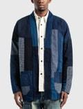 FDMTL Sashiko Haori Rinse Jacket Picture