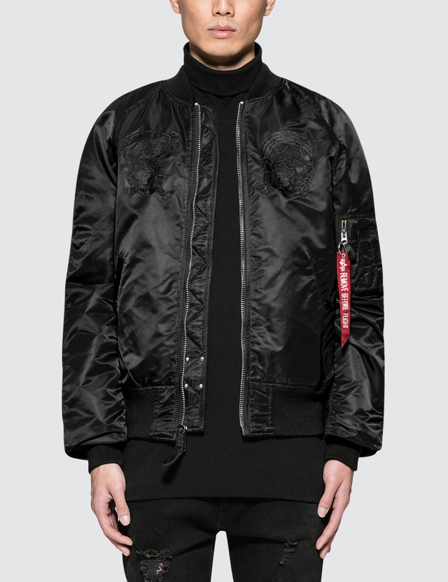Alpha Industries MA-1 Souvenir Shinto Jacket