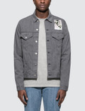 John Elliott Photo Print Type III Thumper Jacket Picture