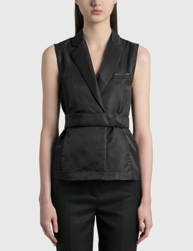 1017 ALYX 9SM Tailoring Vest Black Women