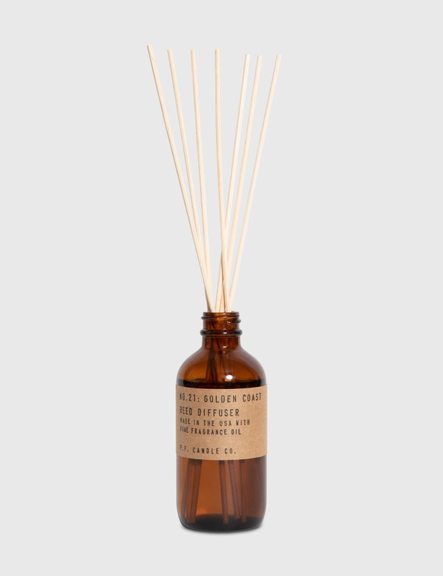 P.F. Candle Co. Golden Coast Reed Diffuser N/a Unisex