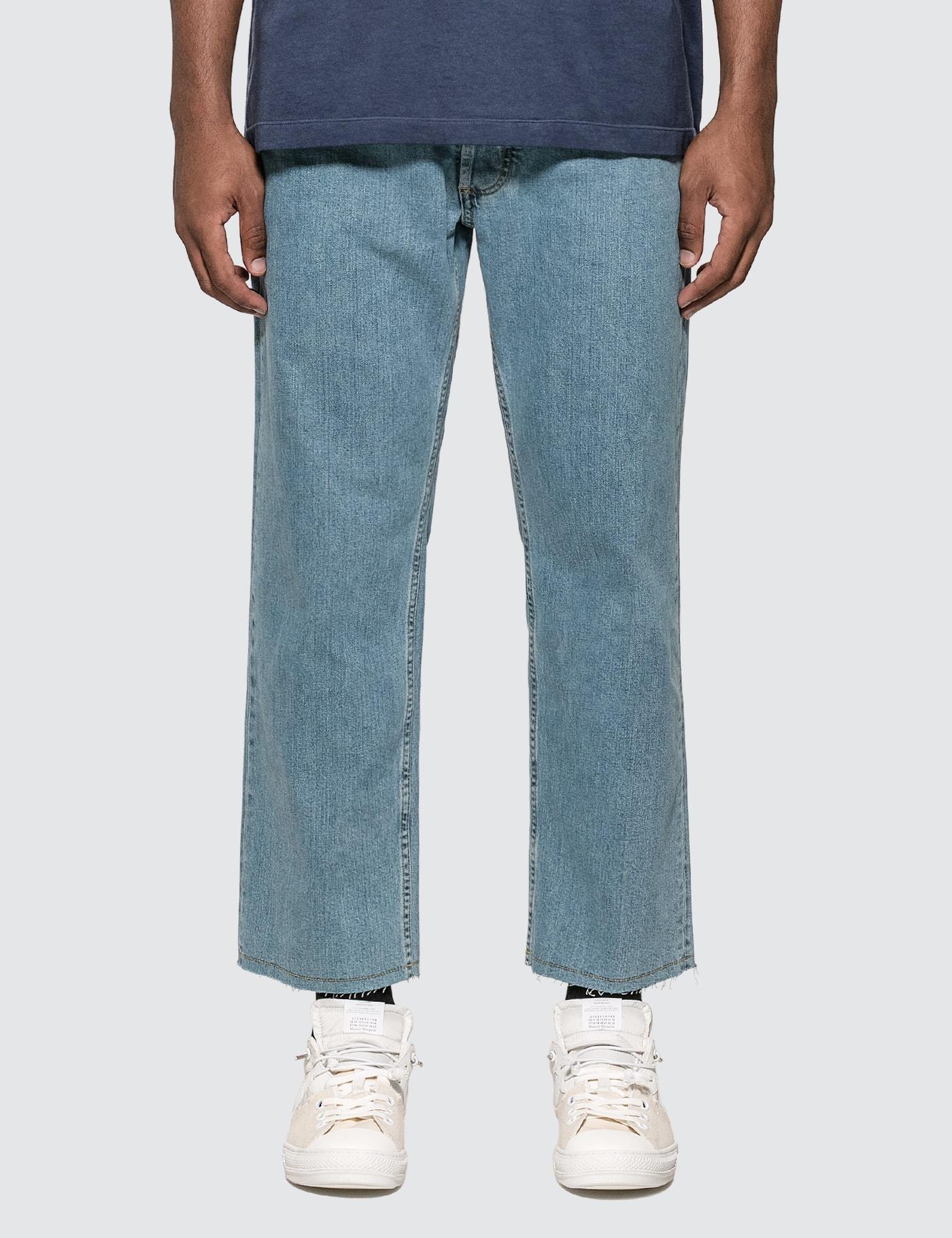 5 Pockets Denim Jeans