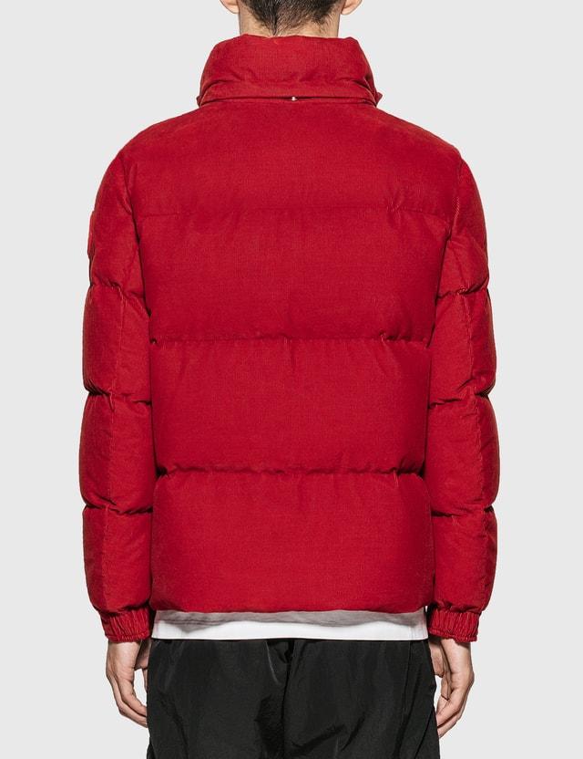 Moncler Vignemale Jacket Red Men