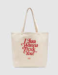 #FR2 Thank You Tote Bag Picture