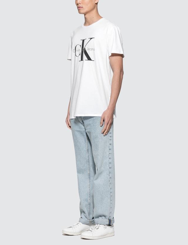 Calvin Klein Jeans CK Logo Slim S/S T-Shirt