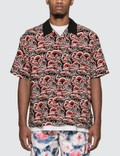 Stussy Coral Pattern Shirt Picutre