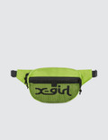 X-Girl Logo Hip Bag Picture