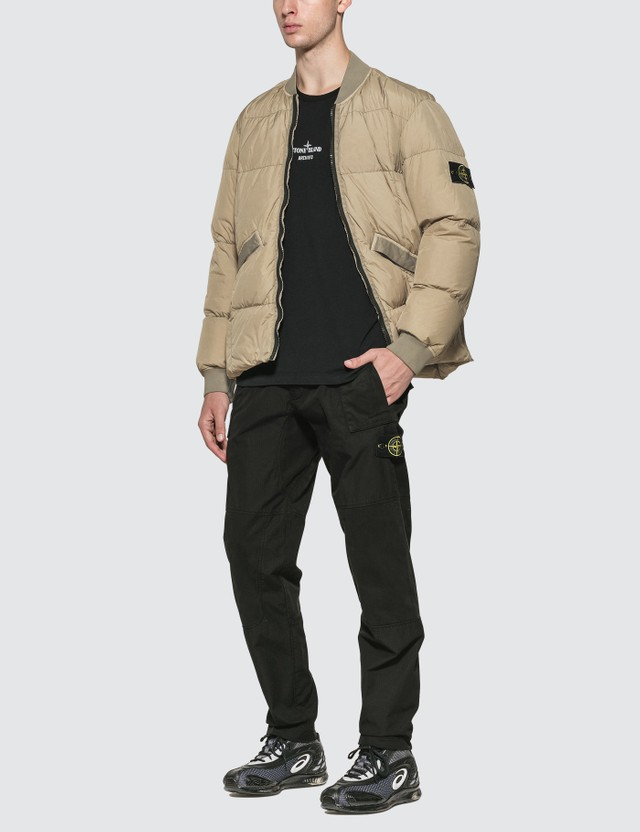 Stone Island Ripstop Regular Fit Pants