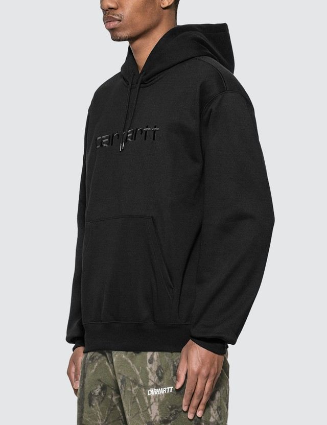 Carhartt Work In Progress Hooded Carhartt Sweatshirt