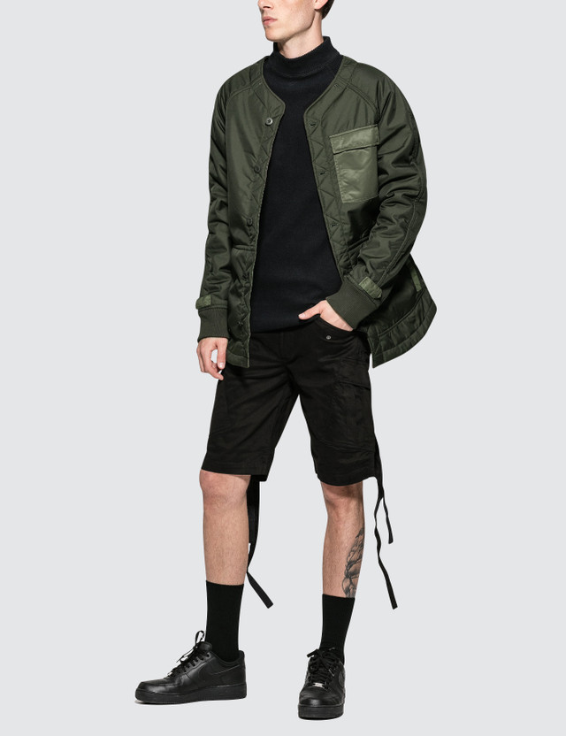 Maharishi Base Reversible Liner Jacket