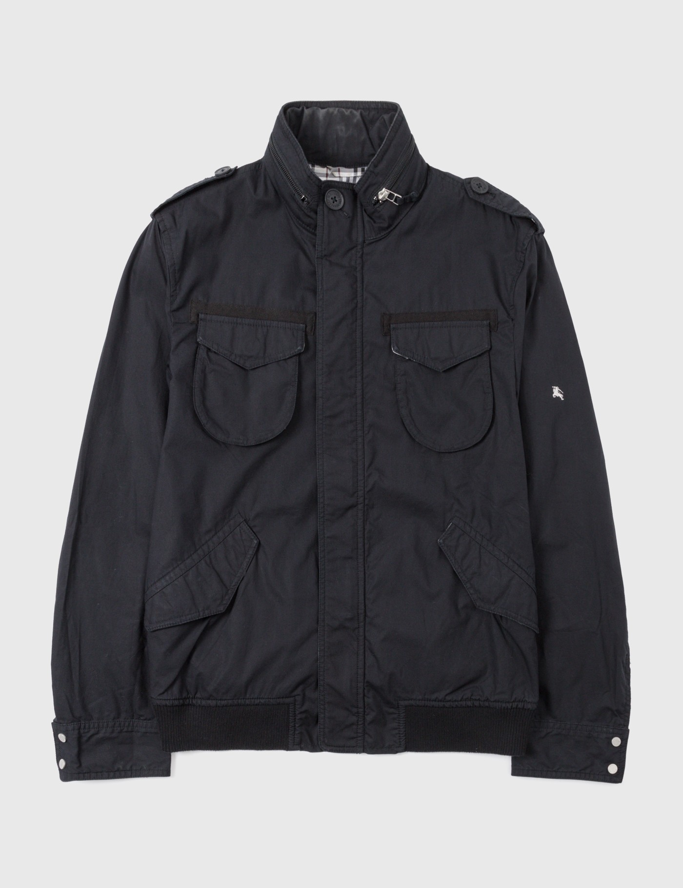 Burberry Black Label Military Jacket