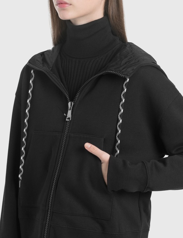 Moncler Patch Logo Hoodie