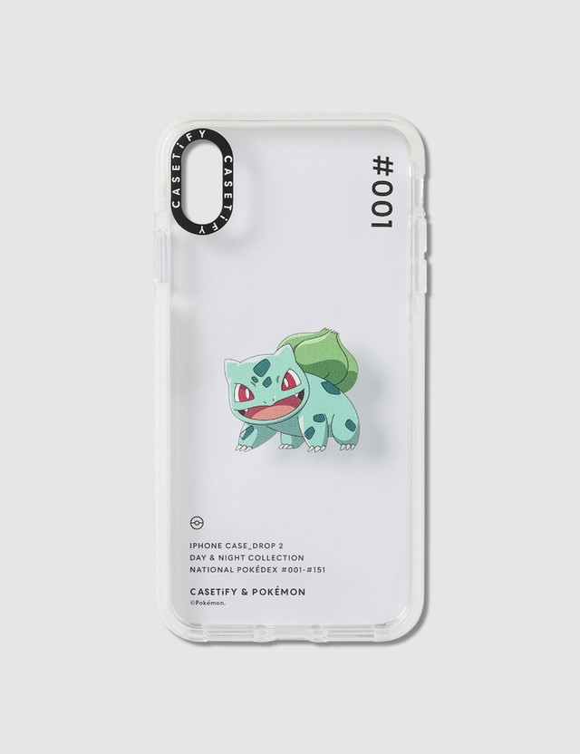 Casetify Bulbasaur 001 Pokédex Day Iphone XS Max Case