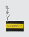CALVIN KLEIN JEANS EST.1978 Logo Keychain Picutre