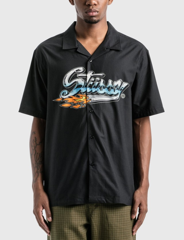 Stussy Stussy Cruising Shirt Black Men
