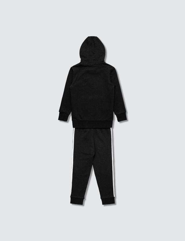Adidas Originals Trefoil Hoodie Set Black Kids