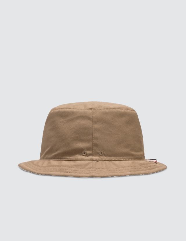 Thom Browne Reversible Classic Bucket Hat