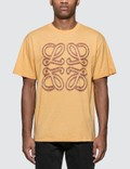 Loewe Flower Anagram Patch T-Shirt Picture