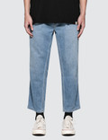 Carhartt Work In Progress Prime Bleached Abbott Jeans Picture