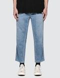 Carhartt Work In Progress Prime Bleached Abbott Jeans Picutre