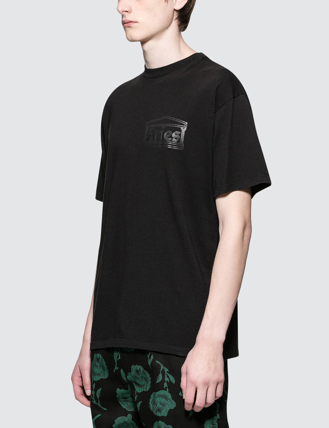 Aries Basic Temple S/S T-Shirt