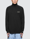 Champion Reverse Weave Turtle Neck L/S T-Shirt Picture