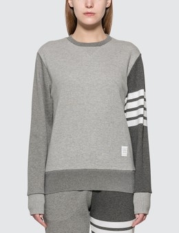 Thom Browne Fun-Mix Sweatshirt