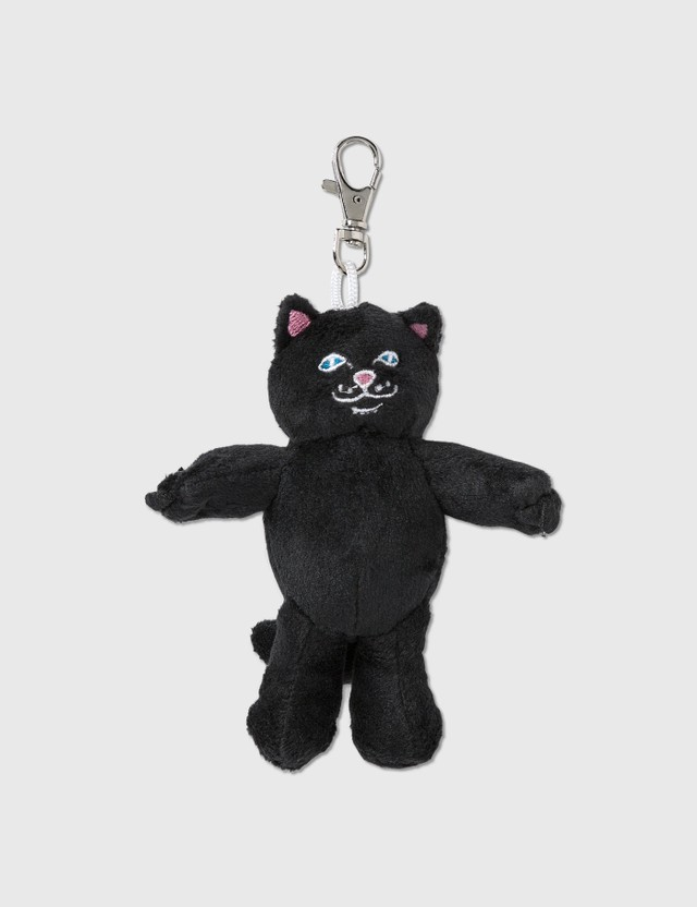 RIPNDIP Lord Jermal Plush 키체인 Black Men