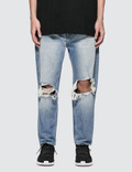 Stampd Wide Leg Cropped Jeans Picture