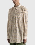 Engineered Garments 19th Century B.D. Shirt Beige Men