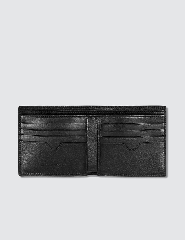 Alexander McQueen Studded Leather Billfold Wallet