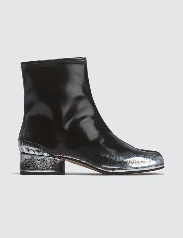 Maison Margiela Brushed Tabi Boots