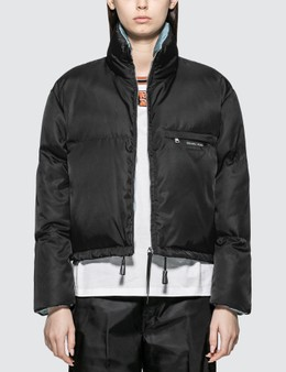 Prada Puffer Down Jacket