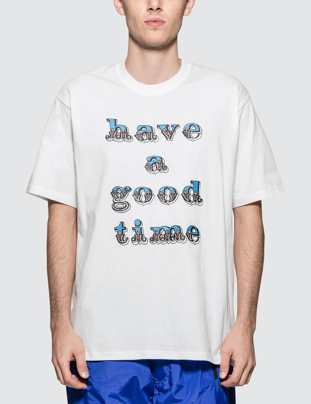 Have A Good Time Circus Logo S/S T-Shirt