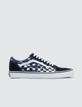 Vans Checker Flame Old Skool Picutre