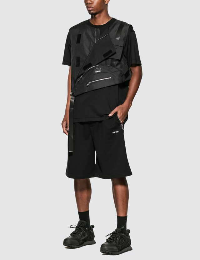 Team Wang Vest Chest Bag