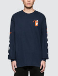 RIPNDIP Nermal Pills L/S T-Shirt Picture