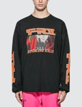 #FR2 The Finger Long Sleeve T-shirt Picture
