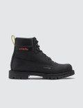 Heron Preston Ctnmb Cleated Ankle Boots Picture