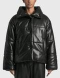 Nanushka Hide Puffer Jacket Picutre