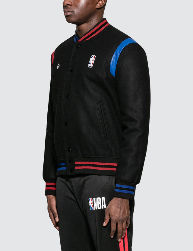 Marcelo Burlon NBA Outwear Jacket
