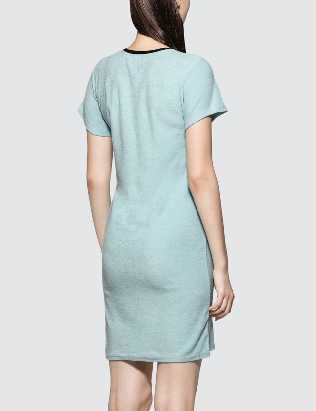Stussy Barra Short Sleeve Mini Dress