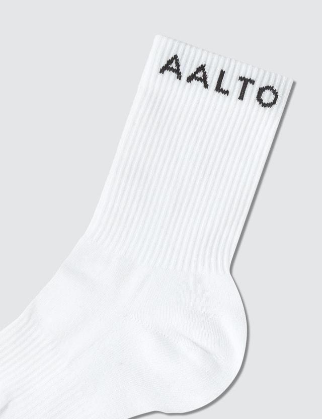 Aalto Sport Logo Socks